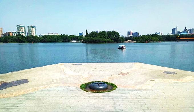 湖南长沙烈士公园
